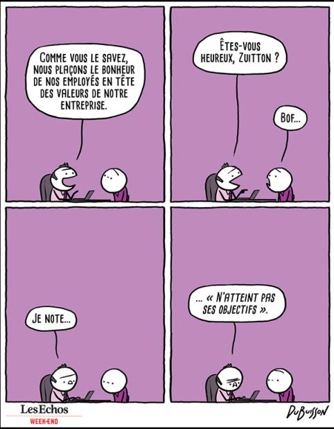 QVT - Bonheur au travail